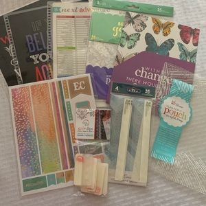 Erin Condren Planner Bundle